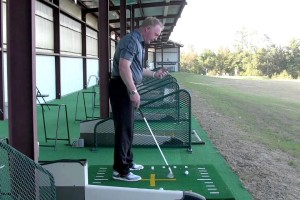 Golf Drills: Over the Top