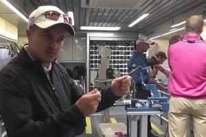 Golf Equipment-Taylor Made Tour Truck Introduction