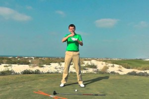 Golf Tips: Perfect Body Rotation