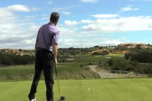 Golf Tips: Stop slicing