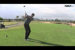 Golf Tips tv: Driving the ball Long & Straight