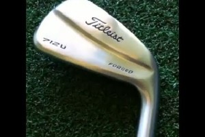 Titleist 2013 712U Forged Utility 2 Iron  Golf Equipment Videos