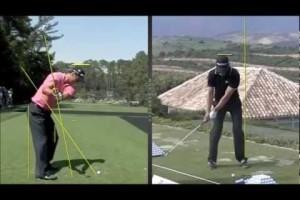 Martin Kaymer , Tiger Woods , Dustin Johnson – Golf Swing Analysis