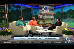 Yani Tseng on Golf Channel's Morning Drive