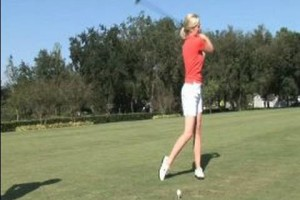 Free Women's Golf Tips : Full Swing Golf Tips