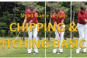 Golf – Pitching And Chipping Basics