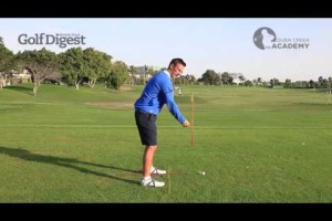 2014 Golf Lessons: How ball position affects club path