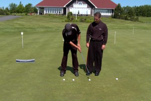 Golf Tip – Putting 1 –  Bell Bay Golf Academy – Golf Lessons