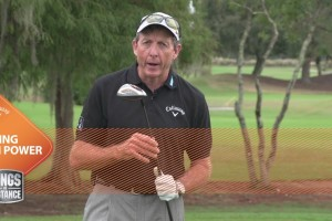 Adding Power To Your Drives – Golf Lessons with David Leadbetter