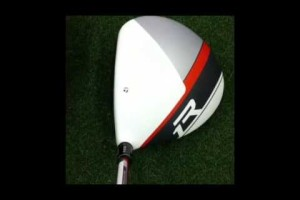 TaylorMade 2013 R1 driver with graphite design shaft  Golf Equipment Videos