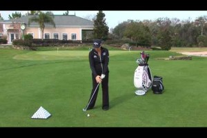 Video Golf Tips from Annika Sorenstam, ANNIKA Academy – Low Shot