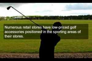 Best and Cheap Golf Equipment