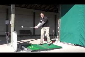 Building the perfect golf swing- 3/4 swing