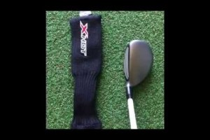 Callaway 2013 X Hot 4 22* Hybrid  Golf Equipment Videos