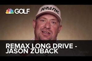 ReMax World Long Drive Championship 2014 – Jason Zuback | Golf Channel