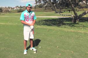 Golf Tips From the Pros: Rickie Fowler's Play the Shank Tip