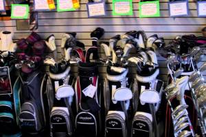 "Blenkinsop Valley Golf Centre ""Grow Your Game"" tips for buying golf clubs."
