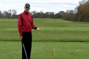 Golf Lessons – Swing Plane Drill