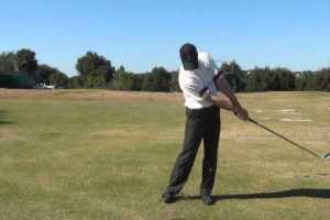 RotaryConnect RST Golf Training Aid Drills – Stay Connected in Backswing