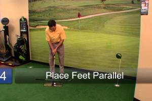 Alignment Tips For Better Putting : Golfing Tips
