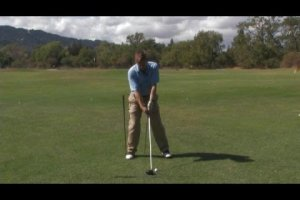 Eric Jones Golf Instruction Happy Toes Distance