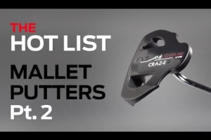 Golf Digest 2014 Hot List: Odyssey Versa/Tank, Ping Scottsdale TR & More-Mallet Putters Pt 2