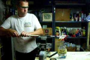 How to make kids golf clubs.