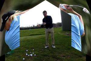 Golf Lesson How to Throw Your Golf Clubs For Better Backswing