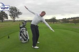 Golf Posture Drill – Improve Your Ball Striking
