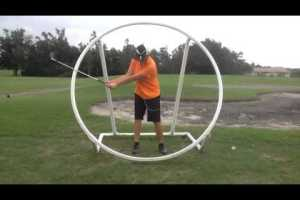Golf Back Swing en español