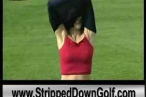 Golf: Stripped Down To the Basics Promotional Video