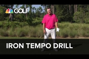 Iron Tempo Drill – SwingFix | Golf Channel