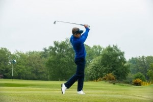 Luke Donald Tips: How to set the correct posture in golf