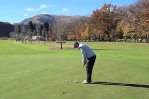 Millbrook Resort: Golf Lessons – The secret to great putting