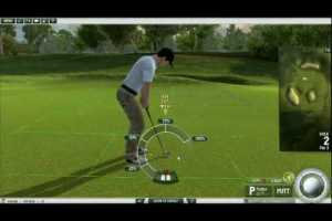 Tiger Woods PGA Tour golf 'Putting tip' online video game launch trailer