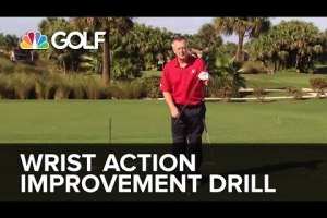 Wrist Action Improvement Drill – SwingFix | Golf Channel